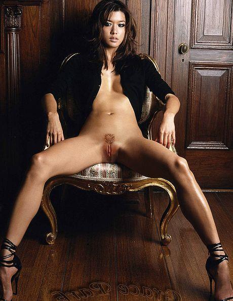 Grace Park Nude Pussy Photos & Hot Video